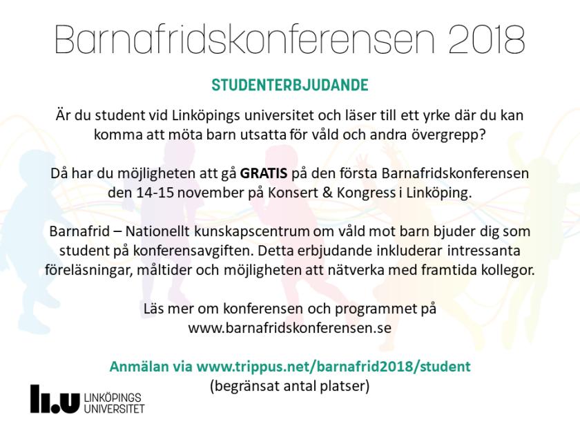 Studenterbjudande